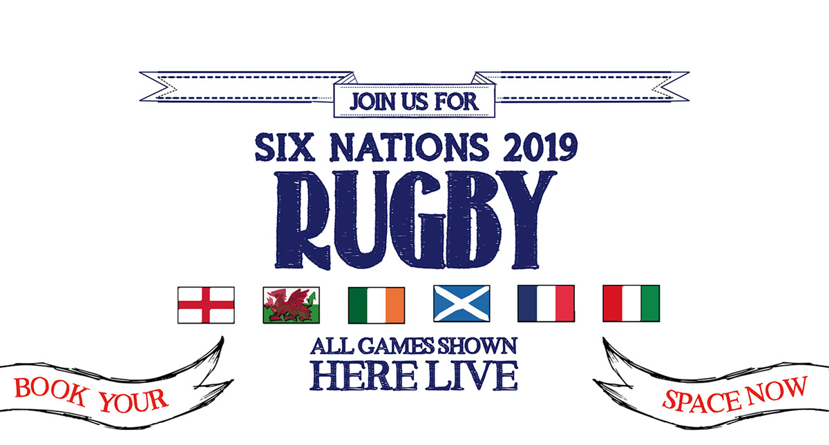Watch the 6 Nations at The Albany in London